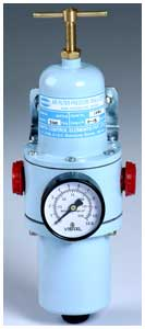 Air Filter Regulator for High Pressure Application
